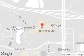 target black friday map 2017 mall hours address u0026 directions river hills mall