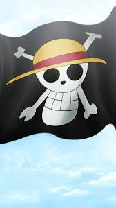 One Piece Flags Pirate Flag One Piece Iphone Wallpaper