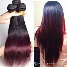 weave hair extensions grace length 8a grade ombre hair extensions hair 3