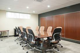 Roi Office Interiors Dooge Veneers Expands Their Offices R O I Design