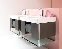 terrific ikea floating bathroom vanity using kitchen cabinets from