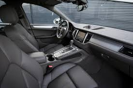porsche macan 2016 interior partial leather what u0027s the latest consensus porsche macan forum