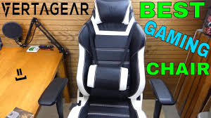 the ultimate gaming chair of all time vertagear pl6000 youtube