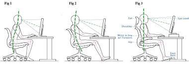 ergonomie bureau ordinateur comment travailler avec un ordinateur portable sans se blesser dre