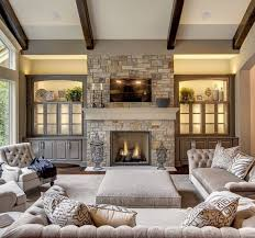 Best  Stone Fireplaces Ideas Only On Pinterest Fireplace - Living rooms with fireplaces design ideas