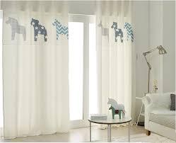 Curtains For A Nursery 1x Grommet Drapery Drape Curtain Nursery Children Room Window