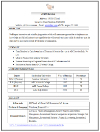 resume format free download doc to pdf 100 cv templates sle template exle of beautiful excellent
