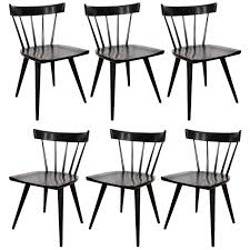 paul mccobb planner group set of six dining chairs paul mccobb