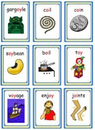 phonics game words with oy u0026 oi in them gurgling gargoyle
