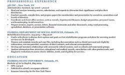 visual merchandising resume the best resume