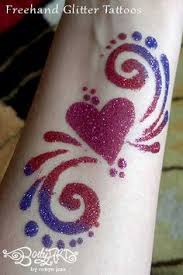 glitter tattoo glitter tattoo pinterest tattoo hennas and