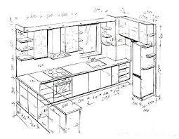 comment dessiner une cuisine dessiner un meuble en perspective dessiner en perspective une