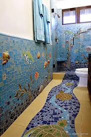 bathroom tile mosaic ideas wonderful ceramic mosaic bathroom tile for your home decor ideas