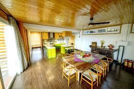 meuble de s駱aration cuisine salon living villa ninglang tarifs 2018