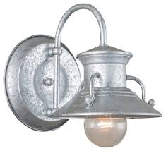 Outdoor Wall Sconce Norwell Lighting Budapest Small Outdoor Wall Sconce Farmhouse