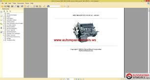 detroit diesel mbe 900 epa04 service manual auto repair manual