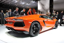 first lamborghini aventador ferrari ff and lamborghini aventador both sold out for their first