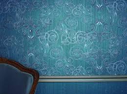tapeten schlafzimmer blau erstaunlich auf dekoideen fur ihr