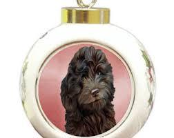 cockapoo ornament etsy