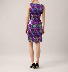 violet dress purple violet dress smart dresses outlet dresses hobbs usa