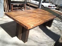 Barn Wood Dining Room Table 71 Best Reclaimed Wood Images On Pinterest Iron Table Table