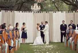 wedding backdrop ideas gorgeous ideas for ceremony backdrops