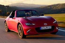 mazda cars uk new mazda mx 5 rf 2017 review auto express