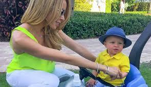 lisa hochstein says motherhood has changed her since u0027real