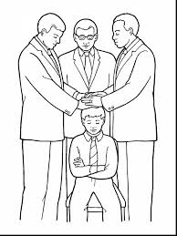 surprising lds priesthood coloring pages with lds coloring pages