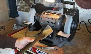 Uses Of A Bench Grinder - how to sharpen a machete the best tools for the job sharpen up