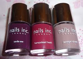 click and make up beauty blog free nails inc with december u0027s