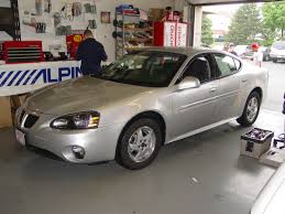 2004 2008 pontiac grand prix car audio profile