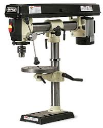 Woodworking Bench Top Drill Press Reviews by Radial Arm Drill Presses Finewoodworking