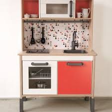 Red Ikea Kitchen - ikea dutkig kitchen hack ikea hack pinterest kitchens ikea
