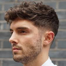 hair cuts for course curly frizzy hair 50 impressive hairstyles for men with thick hair men hairstyles