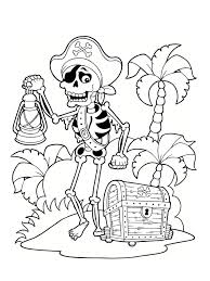 coloriage pirate 25 dessins à imprimer