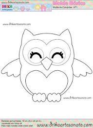 the 25 best felt owl pattern ideas on felt patterns