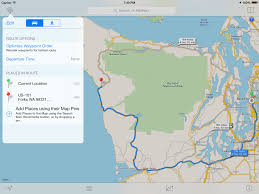 Map A Driving Route by Inroute Guide Overview