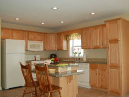 Natural Cherry Shaker Kitchen Cabinets Kitchen Doors Pleasant Valley Homes Standard Kitchens Natural