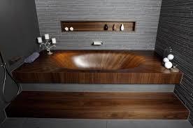 Wood Bathtubs 16 Splendid Wooden Bathtubs As A Focal Point In The Bathroom Top