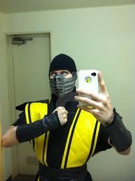 Scorpion Halloween Costume Scorpion Costume Falconofwar Deviantart