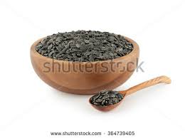 sunflower seeds grains for health stock images royalty free