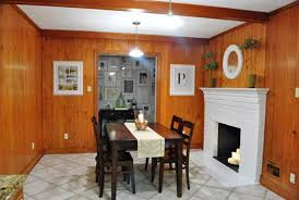 Covering Wood Paneling Painting Wood Paneling Without Sanding Loccie Better Homes