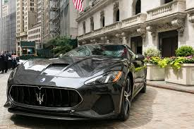 maserati grancabrio black maserati granturismo updated with alfieri inspired sharknose