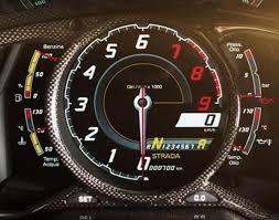 lamborghini speedometer lamborghini aventador lp700 4 carbonado by mansory freshness mag