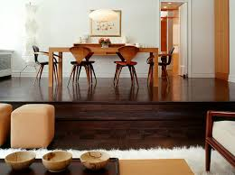 dining room flooring dark wood flooring contemporary dining room to clearly specht