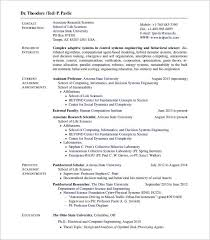 Latex Resume Format Latex Resume Template Phd Academic Cv Graduate Student Business