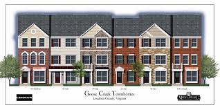 townhome designs middleburg associates llc luxury custom home builder architect