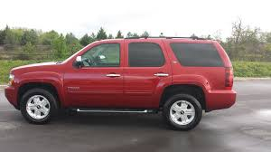 sold 2012 chevrolet tahoe z71 4x4 18k gm certified crystal red for