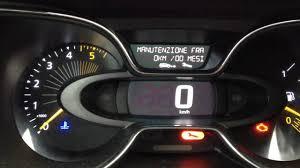 opel new vivaro reset service oil light youtube